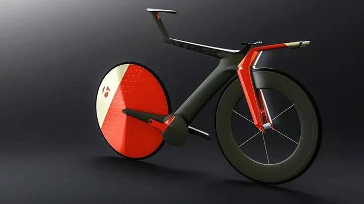 Produkt studyjny TREK Concept Speed.