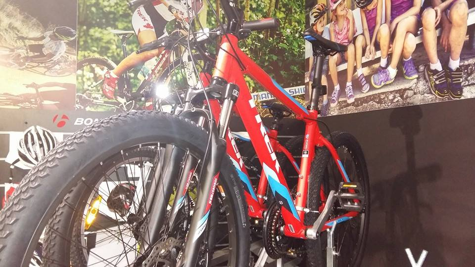 Ostatnie 2 sztuki roweru Trek 3500 model 2015.