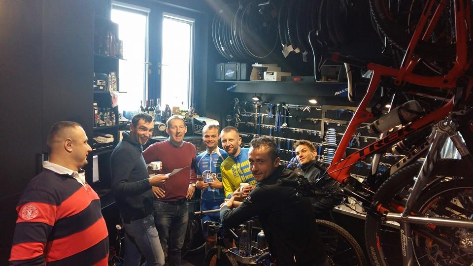 Spotkanie na szczycie w serwisie fabrykarowerow.com