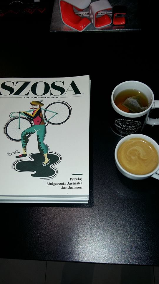 Nowa SZOSA w fabrykarowerów.com