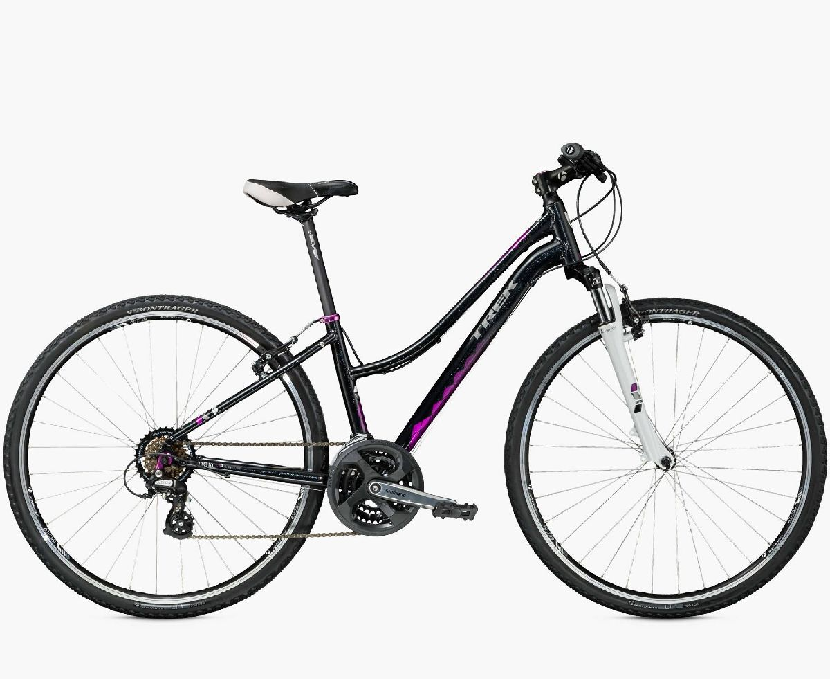 Rower Trek dla każdej kobiety w fabrykarowerów.com / uniwersalny rower damski