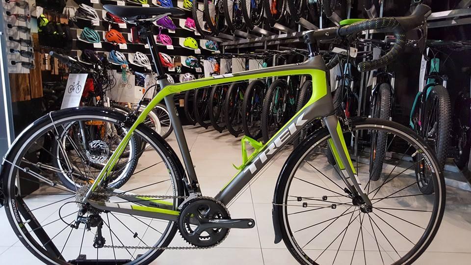 Przedstawiamy genialny rower Trek Domane 4series.