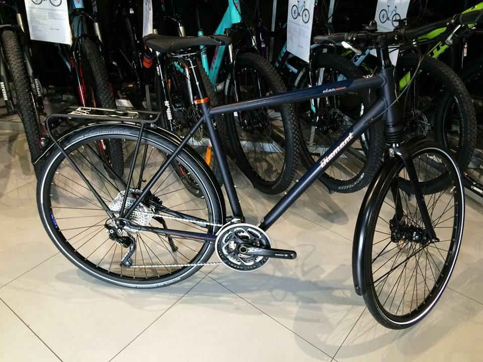 Dziś prezentujemy rower miejski Diamant.