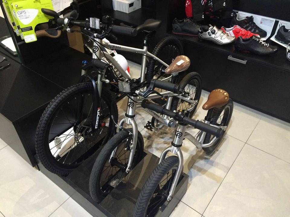 Rowery dla dziecięce Early Rider