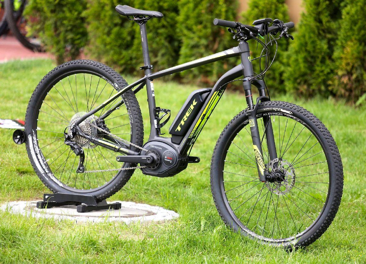 Rowery elektryczne Trek w atrakcyjnych cenach