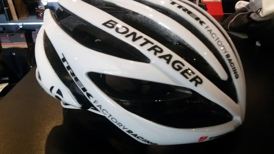 Kask Bontragera Velocis Trek Factory Racing Team w fabrykarowerów.com