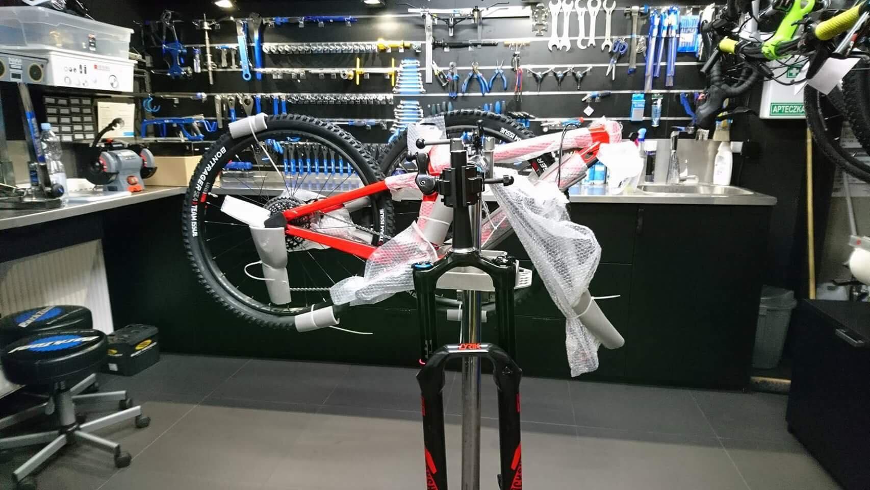 Rower Enduro Trek Remedy RSL
