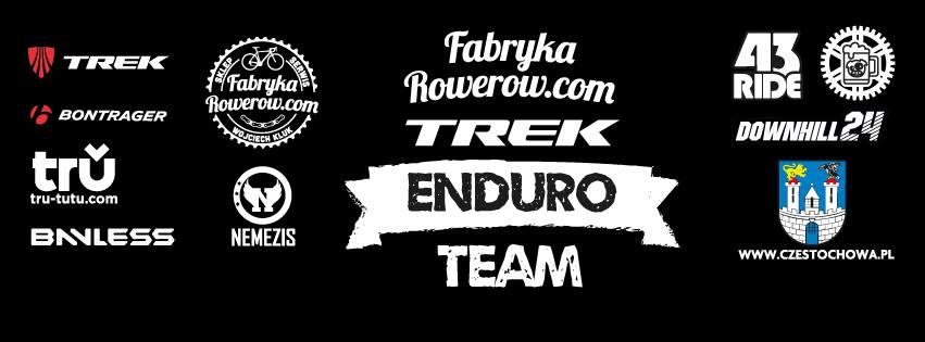 Team Enduro Trek Fabrykarowerów.com