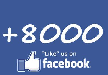 Dziękujemy za 8000 like