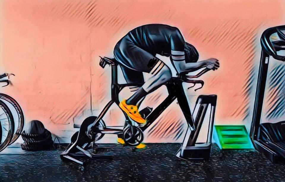 Jak trenować zimą na rowerze ?