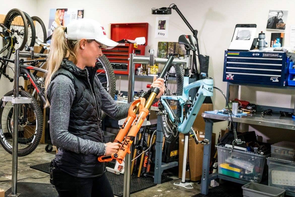 Emily Batty Trek Factory Racing