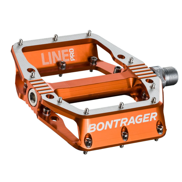 Nowe pedały platformowe Bontrager.