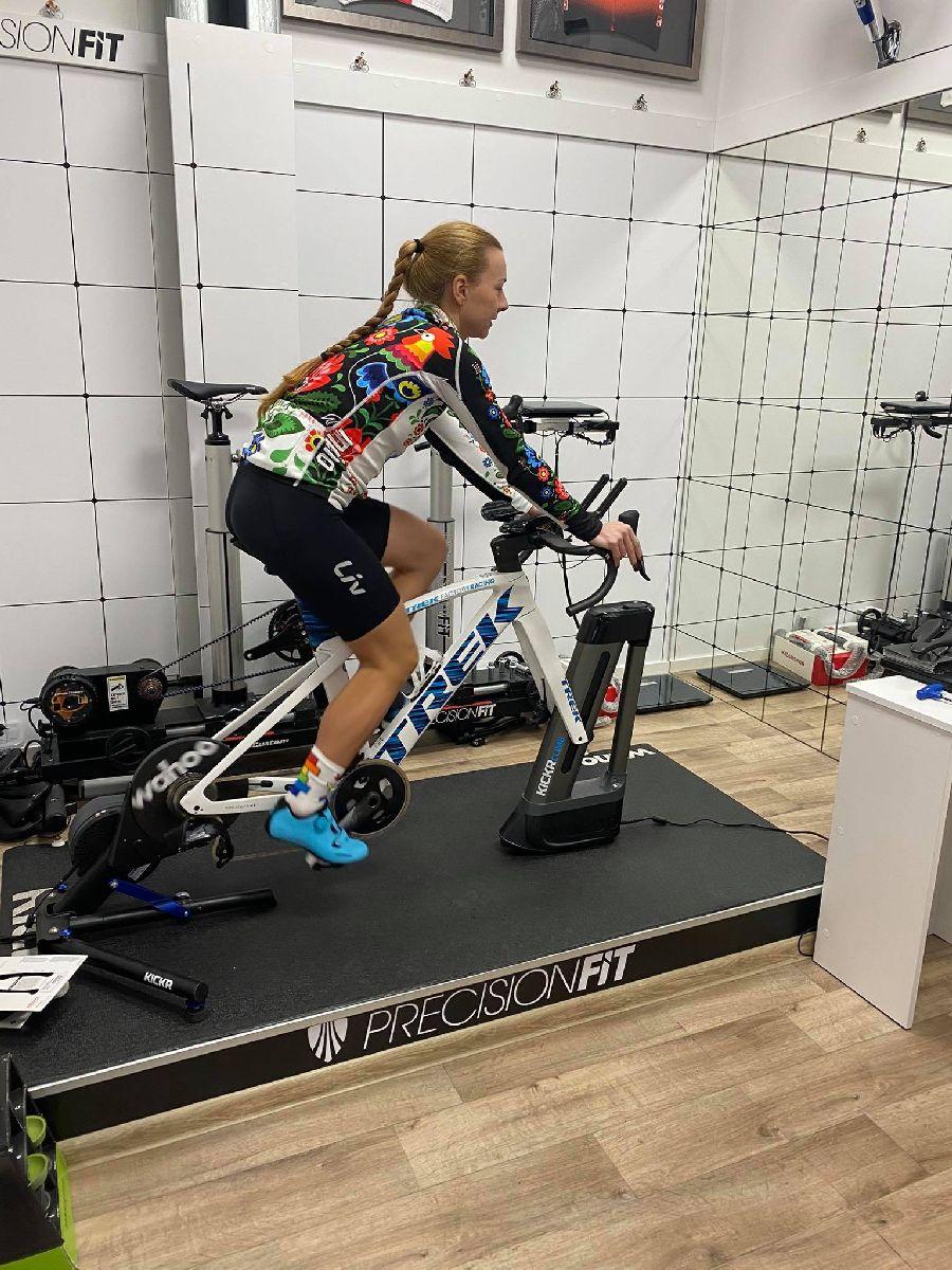 Bike Fitting kobiety