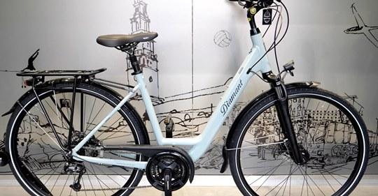 Dziś przedstawiamy film o rowerze Diamant Ubarli Deluxe model 2021