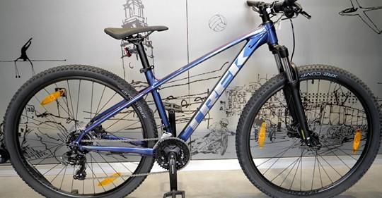 Dziś przedstawiamy film o rowerze Trek Marlin 5 damski model 2021