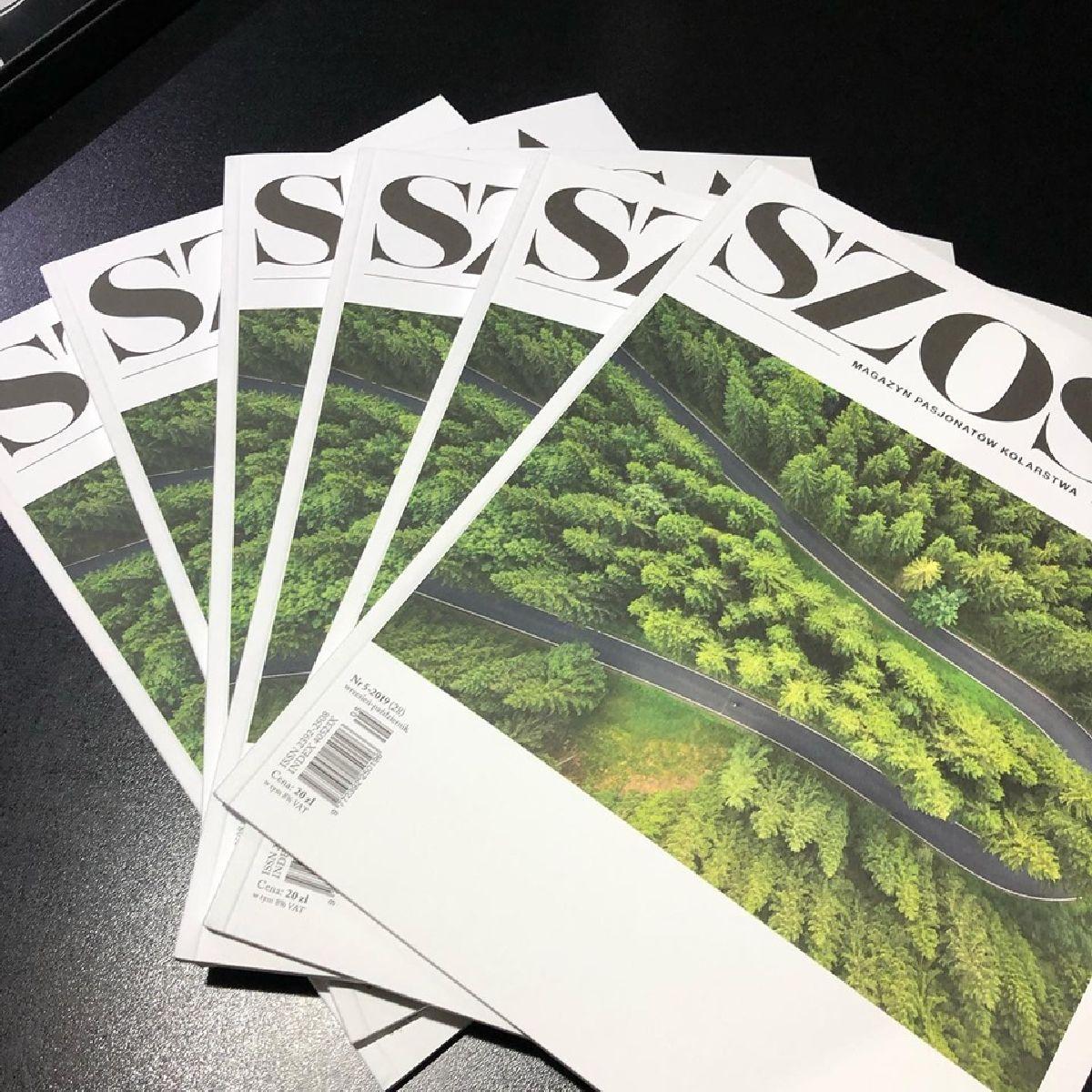 Magazyn SZOSA dostępna zawsze w fabrykarowerów.com