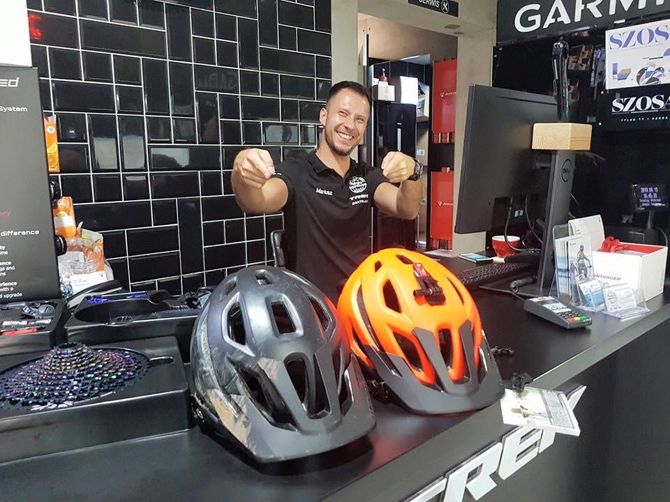 Kask rowerowy Bontrager