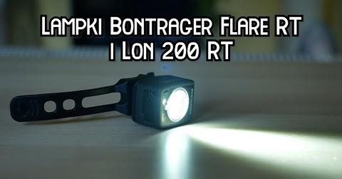 Lampki Bontrager Flare RT