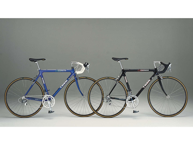 Rowery karbonowe od Trek'a