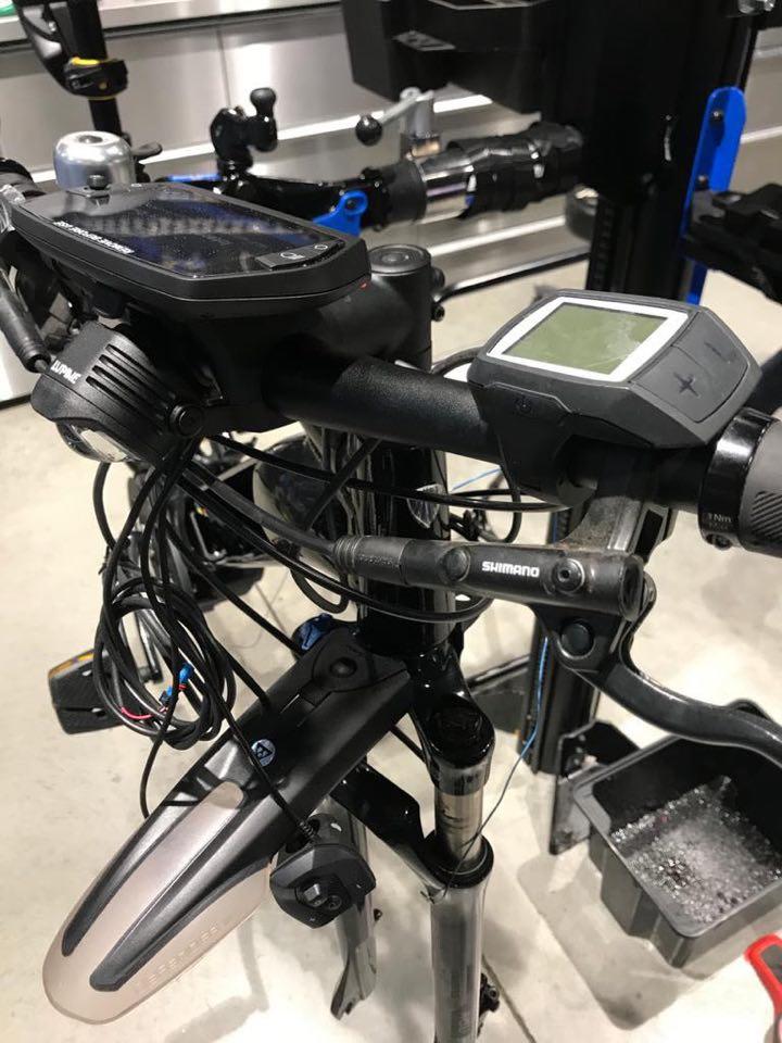 Serwis roweru ze wspomaganiem elektrycznym