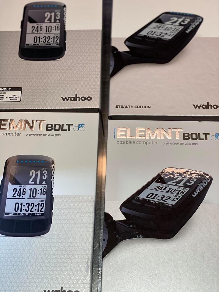 Wahoo Element Bolt