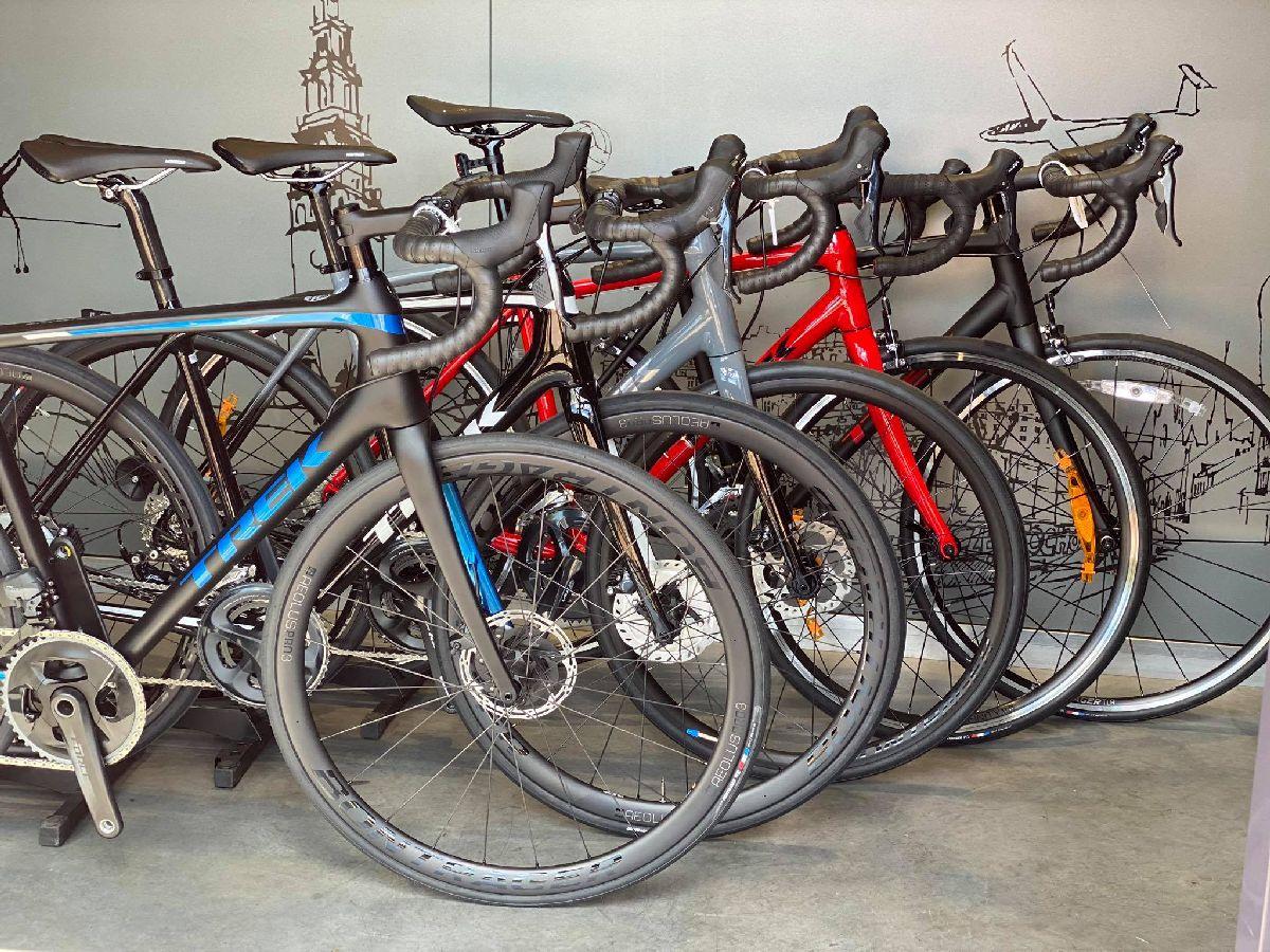 Wyprzedaż rowerów Trek modeli Emonda i Domane