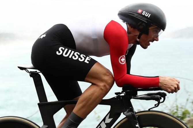 Fabian Canerllara Mistrzem Olimpijskim w jeździe na czas