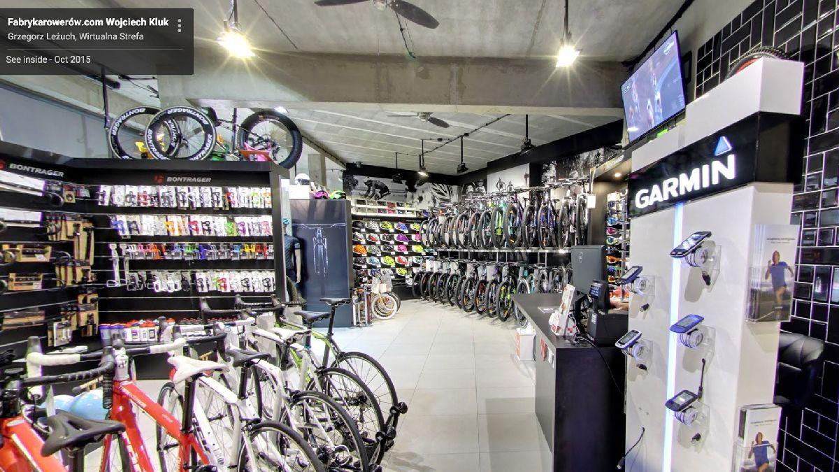 Zapraszamy na wirtualną wycieczkę po naszym sklepie w Częstochowie.