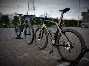 Lakiernia rowerowa