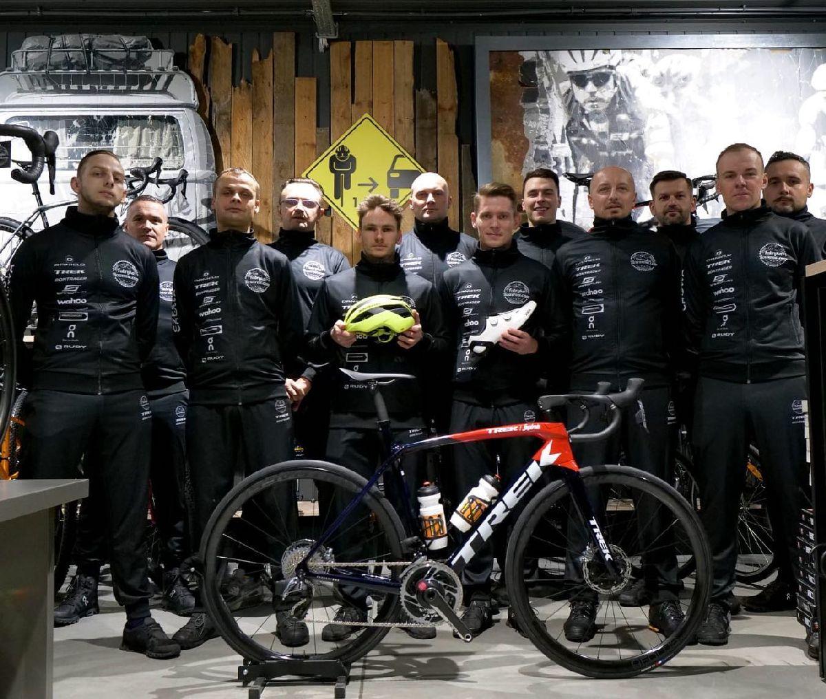 Team Trek Fabrykarowerow.com