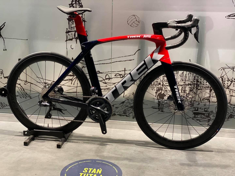 Trek Madone SLR 7 Ultegra Di2 Project One Trek-Segafredo model 2021