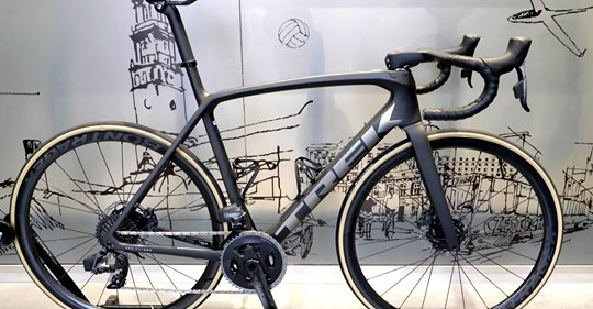 Film o rowerze Trek Emonda SLR 7 eTap z tuningiem.
