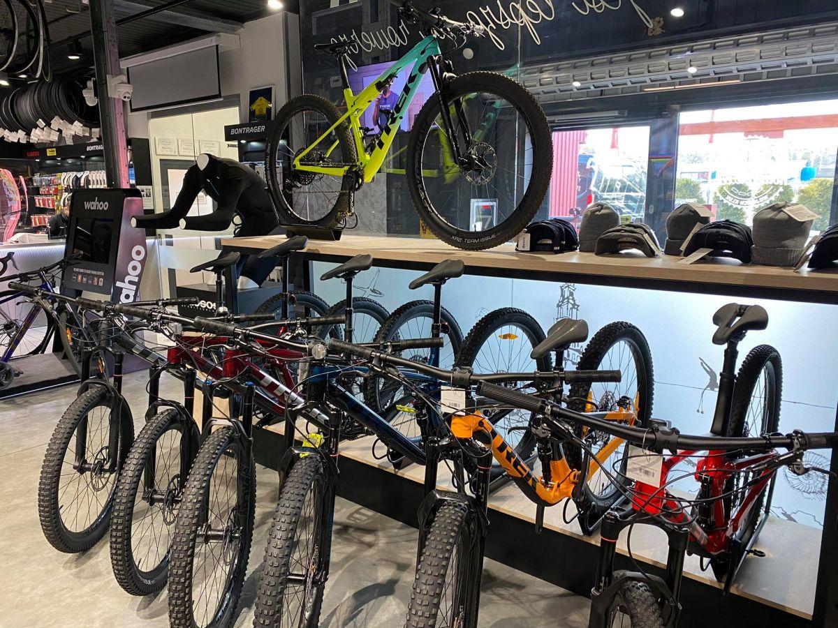 Trek rowery z pełnym zawieszeniem