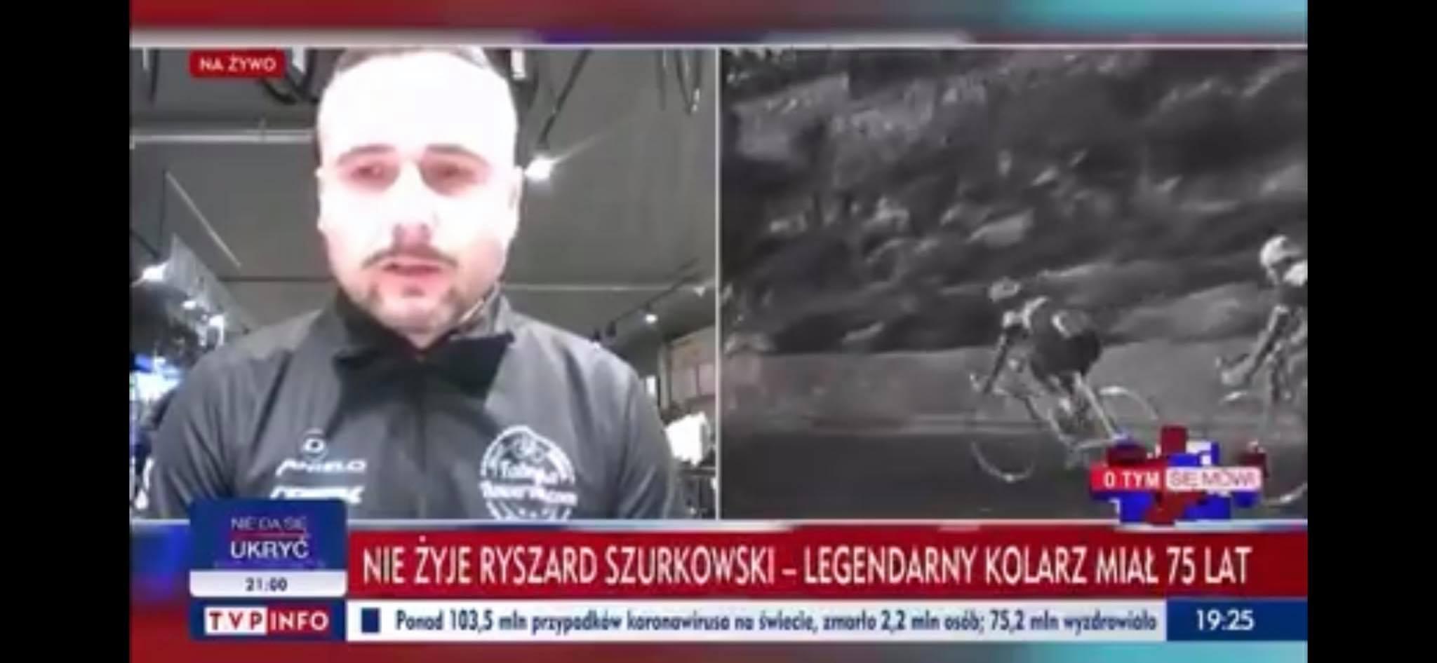 Wywiad w telewizji fabrykarowerow.com
