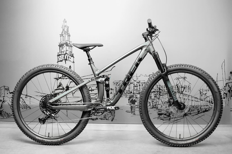 Trek Fuel EX 7 model 2022