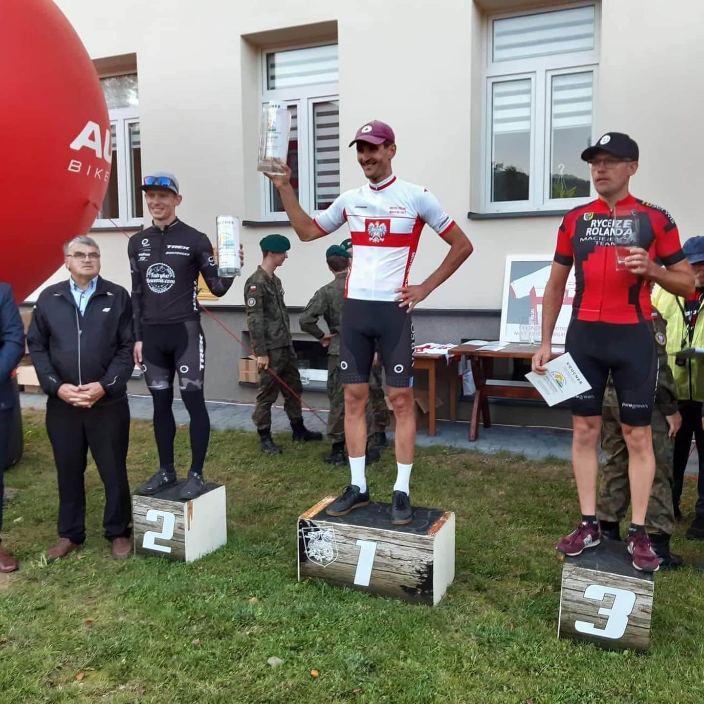 Mamy dwóch wicemistrzów Polski w górskich Mistrzostwach Polski kolarstwa szosowego.